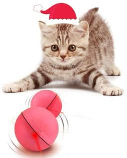 YOFUN Interactive Cat Toy 360 Degree Self Rotating Pet Ball
