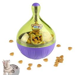 ONSON Interactive Dog Toy - IQ Treat Ball Food Dispensing To