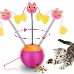 Yofun Interactive Cat Toy, 3 in 1 Multi Function Automatic S