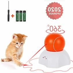 Interactive Cat Toy - Moving Laser Ball Interactive Toys for