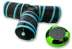 Interactive Cat Toy Value Pack Includes 2 Kitten Interactive