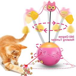 Interactive Cat Toys 3 In 1 Multi Function 360° Automatic S