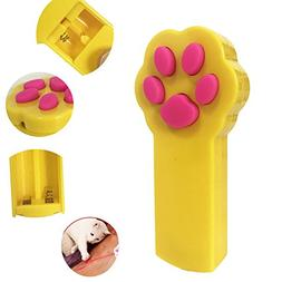 Ruri's Interactive Cat Toys Laser Pointer Chaser Toys for Ca