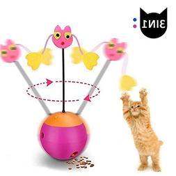 Interactive Cat Toys YongYiTong 360° Multifunction Automati