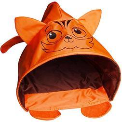 PetLike 15.7x11x9.8 inches Interactive Crinkle Kitty Sack Ca