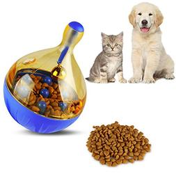 Airsspu Interactive Food Dispensing Dog Toy Dogs & Cats Incr