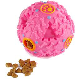BELIFE Interactive Pet Toy Ball for IQ Treat and Food Dispen