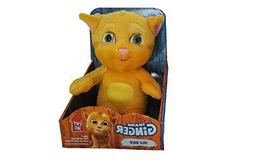 Talking Friends Interactive Talk Back Ginger Plush