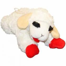 Multipet INTERNATIONAL 843140 Lambchop Plush Squeak Toy Mini