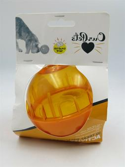 OurPets IQ Treat Ball Activity Ball - Treat Retrieval Toy -
