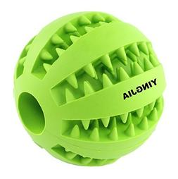 IQ Treat Ball for Dogs and Cats,Durable Non-Toxic Strong Too