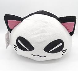 """15"""" JUMBO Size Cute Nemuneko Cat Kitty as Panda Plush Doll ~"""