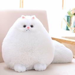 Kids Cat Stuffed Animal Toys Gift Plush Cat Animal Baby Doll