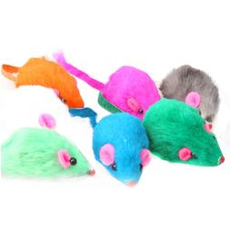 Kitten Car Play Playing Toys False Mouse in Rat For Pet WOUA