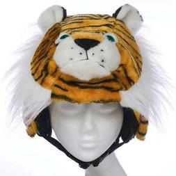 CrazeeHeads Kleo the Tiger Helmet Cover