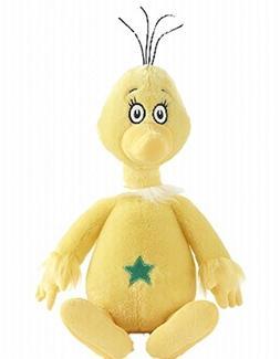 Kohls Cares Yellow Sneetch Stuffed Animal Plush Pal