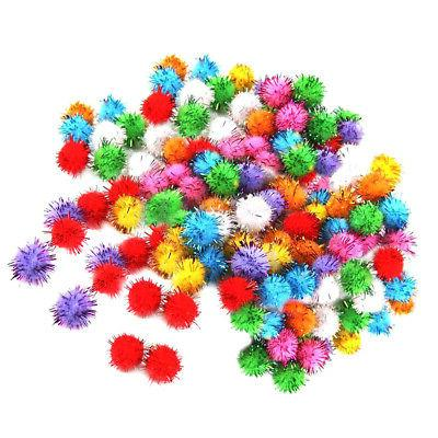 100x Birds Cage Play Balls Macaws Toys Color Random For Dogs