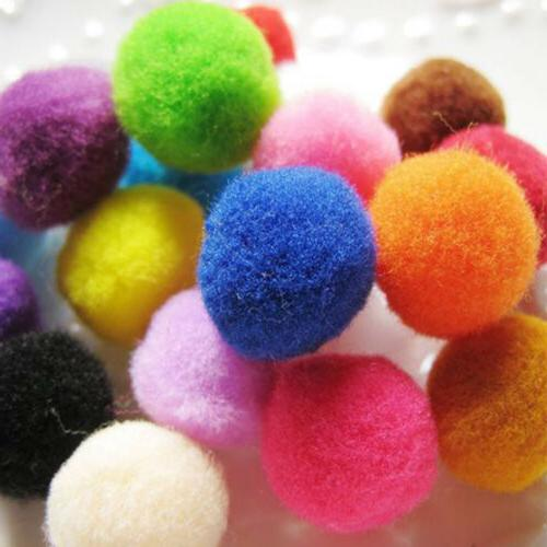 10Pcs/Pack Interactive Toys Plush Play Ball Rainbow Plush