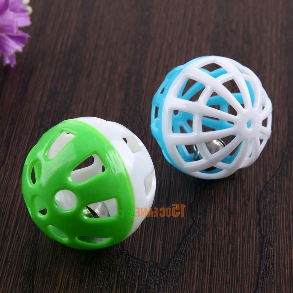 10pcs Plastic Round Bell