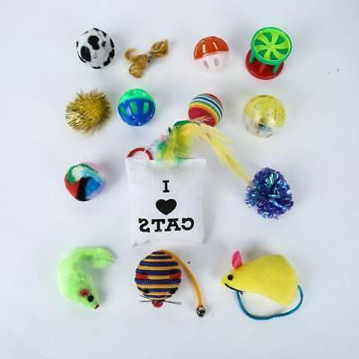 10/14 Cat Toys Small Mouse Toy Bells Gift for