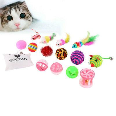 16Pcs Toys Bulk Kitty Kitten Play Free
