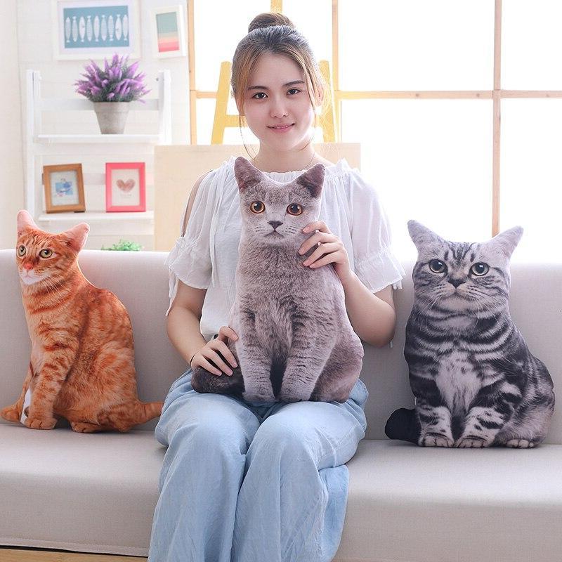 1pc 50cm simulation plush font b cat