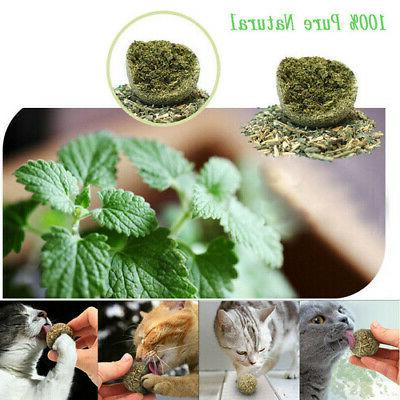 1pc Natural Ball Supplies Cat Toy