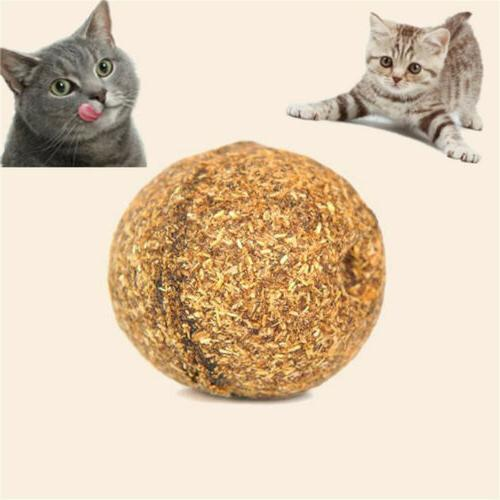 1pc natural health mint ball cat grass