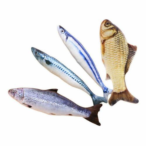 Cat Fish Fish Cat Toys