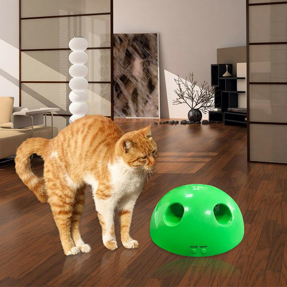 Play Interactive Motion Toy Tease Electronic Pet Toys