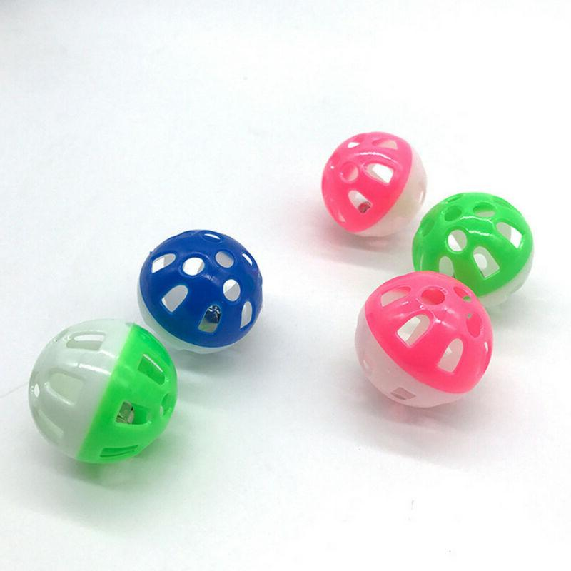 2x Plastic Chase Rattle
