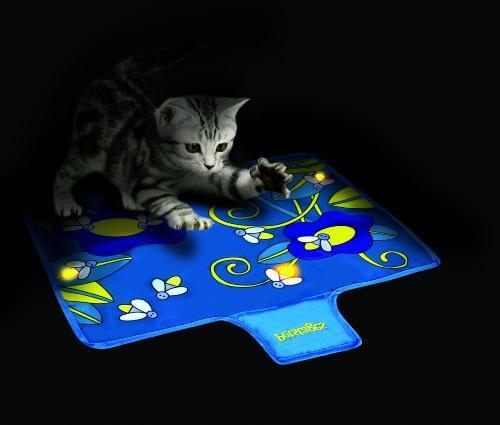 Nighttime Quiet Cat Quiet Glow Mat Toy Petstages