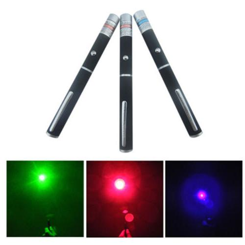 3PCS Purple Laser Pointer Mini Lazer Toy