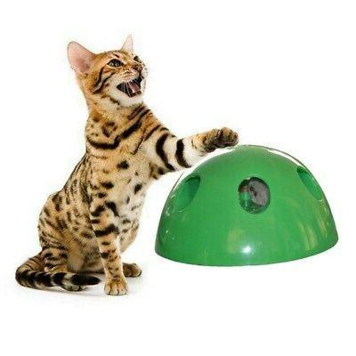 3Pcs Cat Toy Mouse Pet