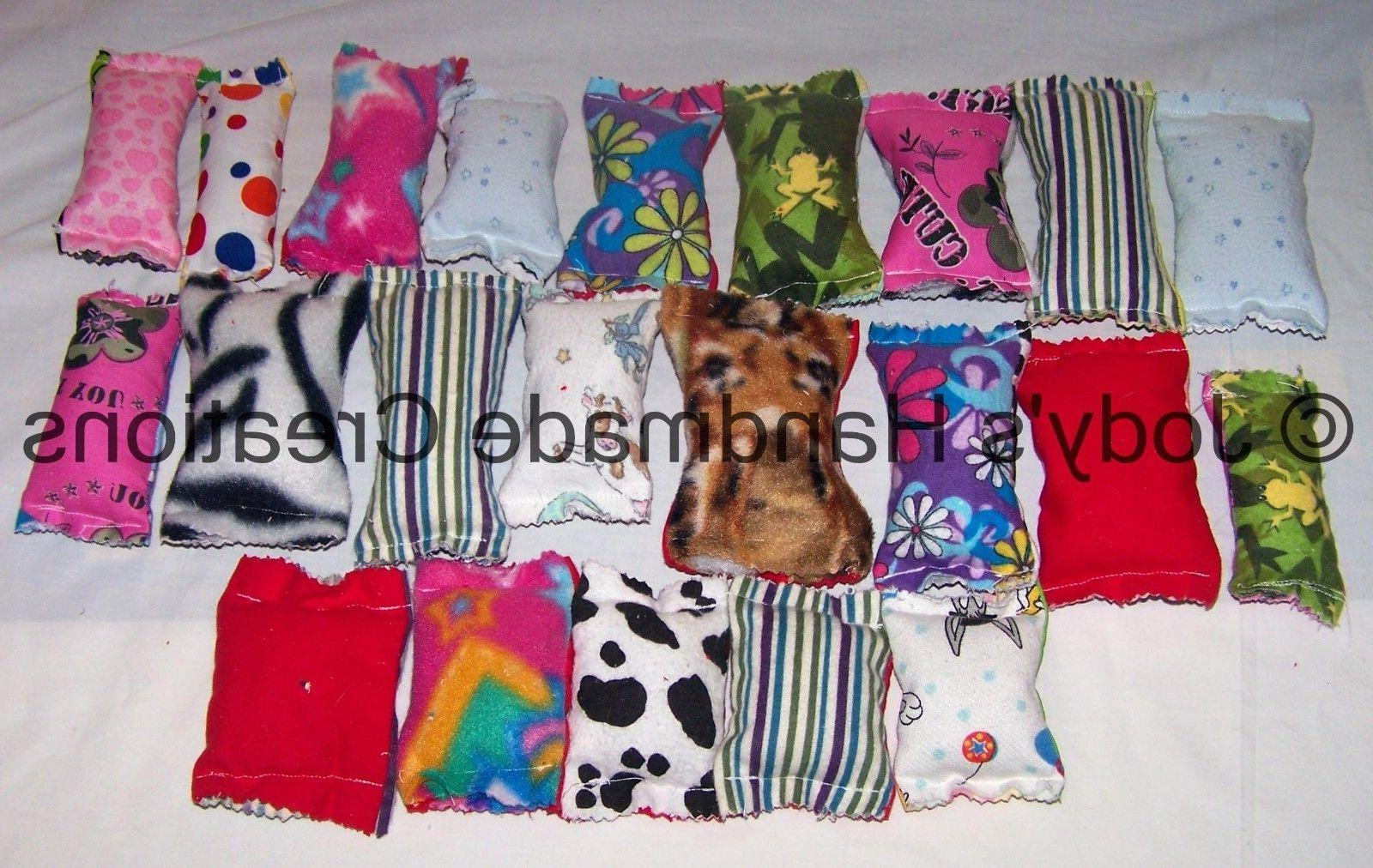 4 PILLOW TOYS SOLD!!!