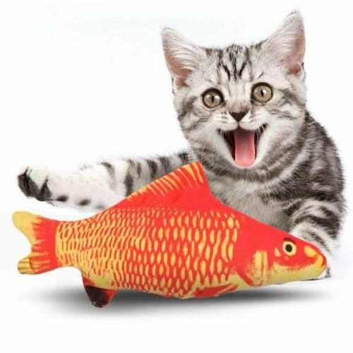 5 Pack Fish Pet Gift Catnip Toys