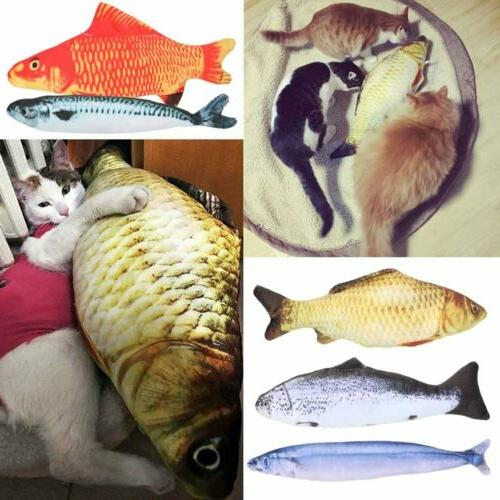 5 Fish Pet Gift Toys New