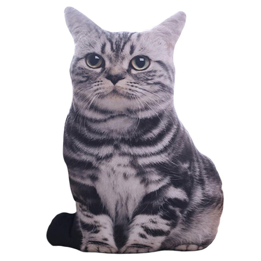 50cm <font><b>Cat</b></font> Pillows Cute Soft Animals Cushion Sofa Cartoon Plush <font><b>Toys</b></font> for <font><b>Kids</b></font> Gift