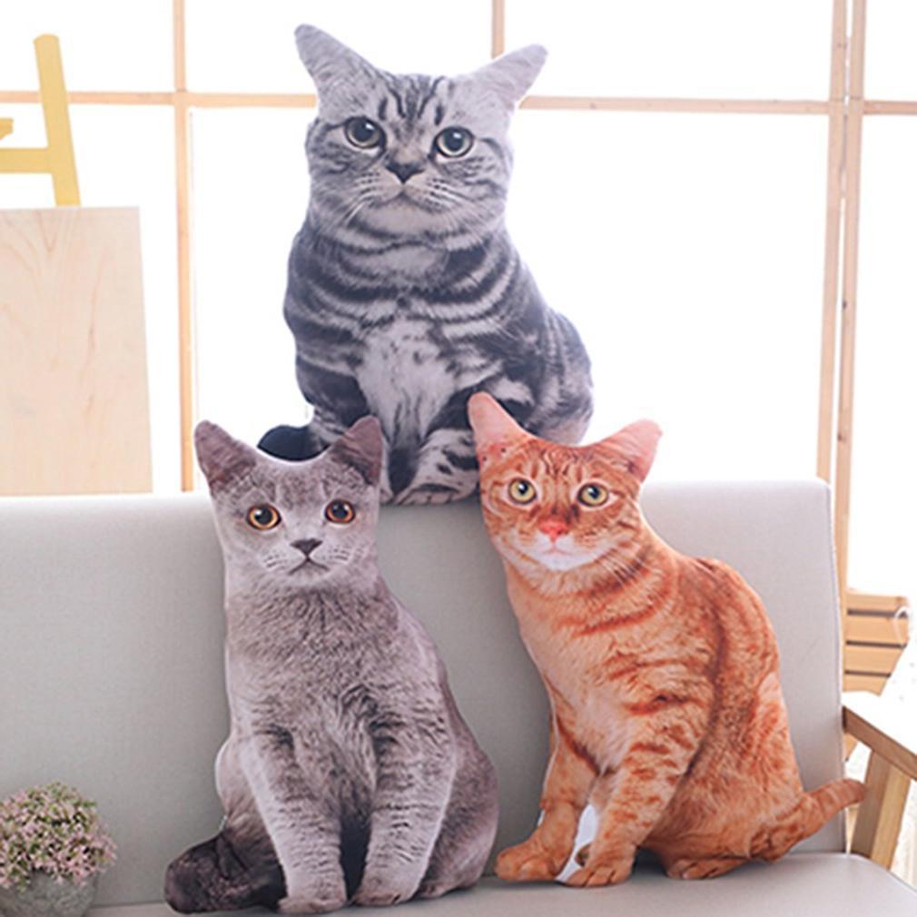 50cm 3d simulation plush font b cat
