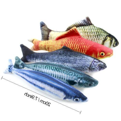 5PCS Catnip Fish for Cat, cm Cat Cat Fish Pillow, Toys