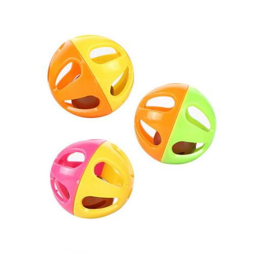 5pcs small cat toy hollow toys for