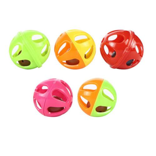 5pcs small hollow out cat toys