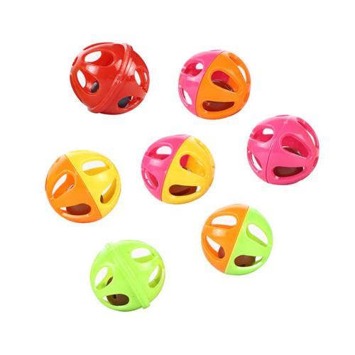 5pcs small cat hollow toys
