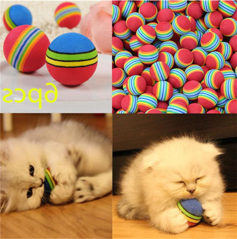6pcs Balls Colorful Funny Toys