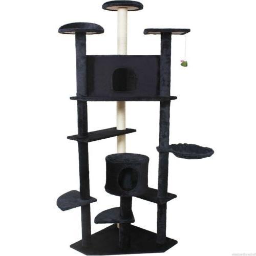 80 cat tree condo furniture scratch post