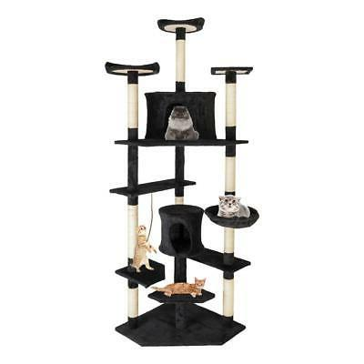 80 cat tree pet play house cat