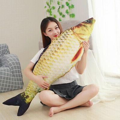 8inches Simulation Fish Toy Play Chewing Scratch Toy USA