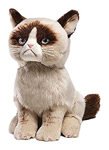 9 Silky Cat Plush
