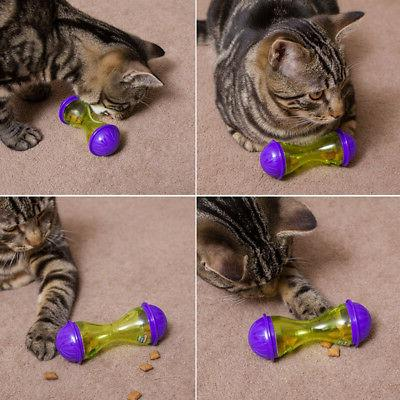 Cat Funny Pet Food Treat Ball Puppy Toy