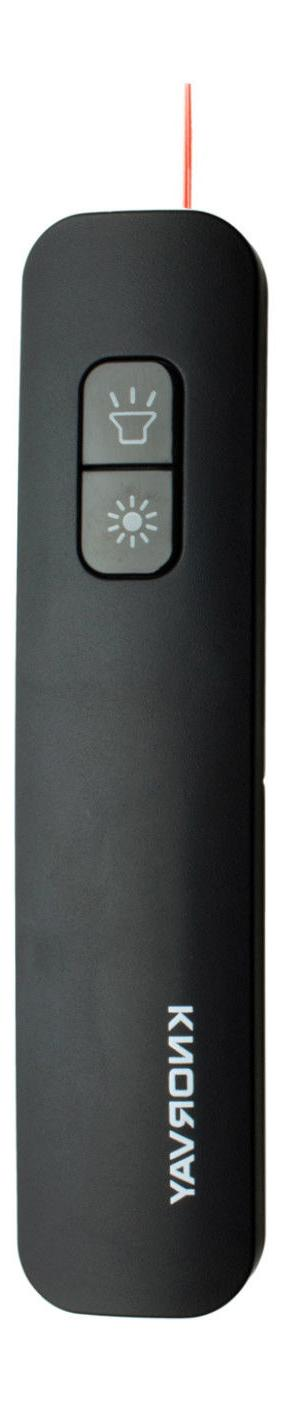 Knorvay Red Laser Pointer Presenter for Teaching,Presentatio